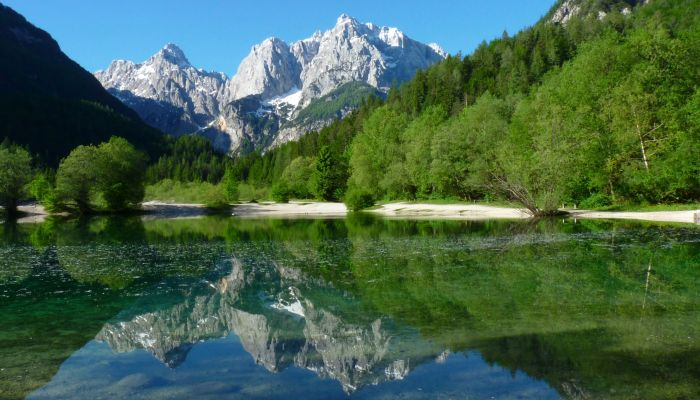 Triglav National Park, Julian Alps, Slovenia