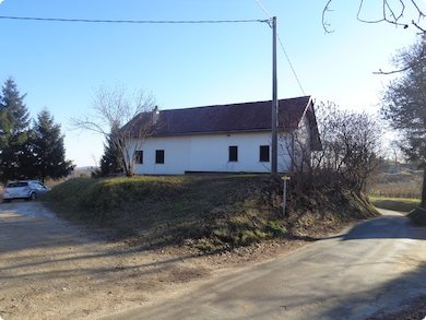Holiday house with vineyard for sale near Ljutomer