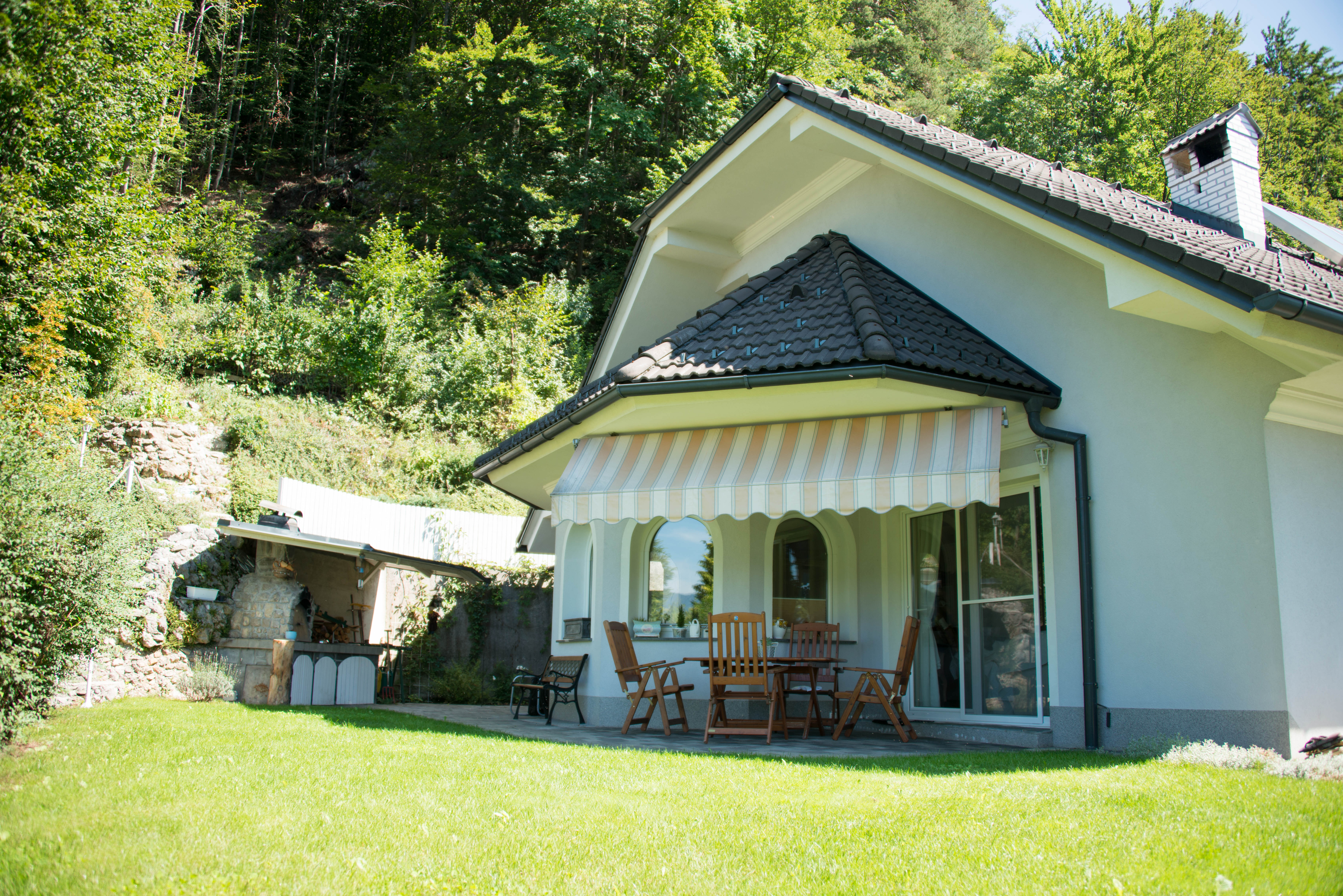 Modern detached house for sale in Žirovnica