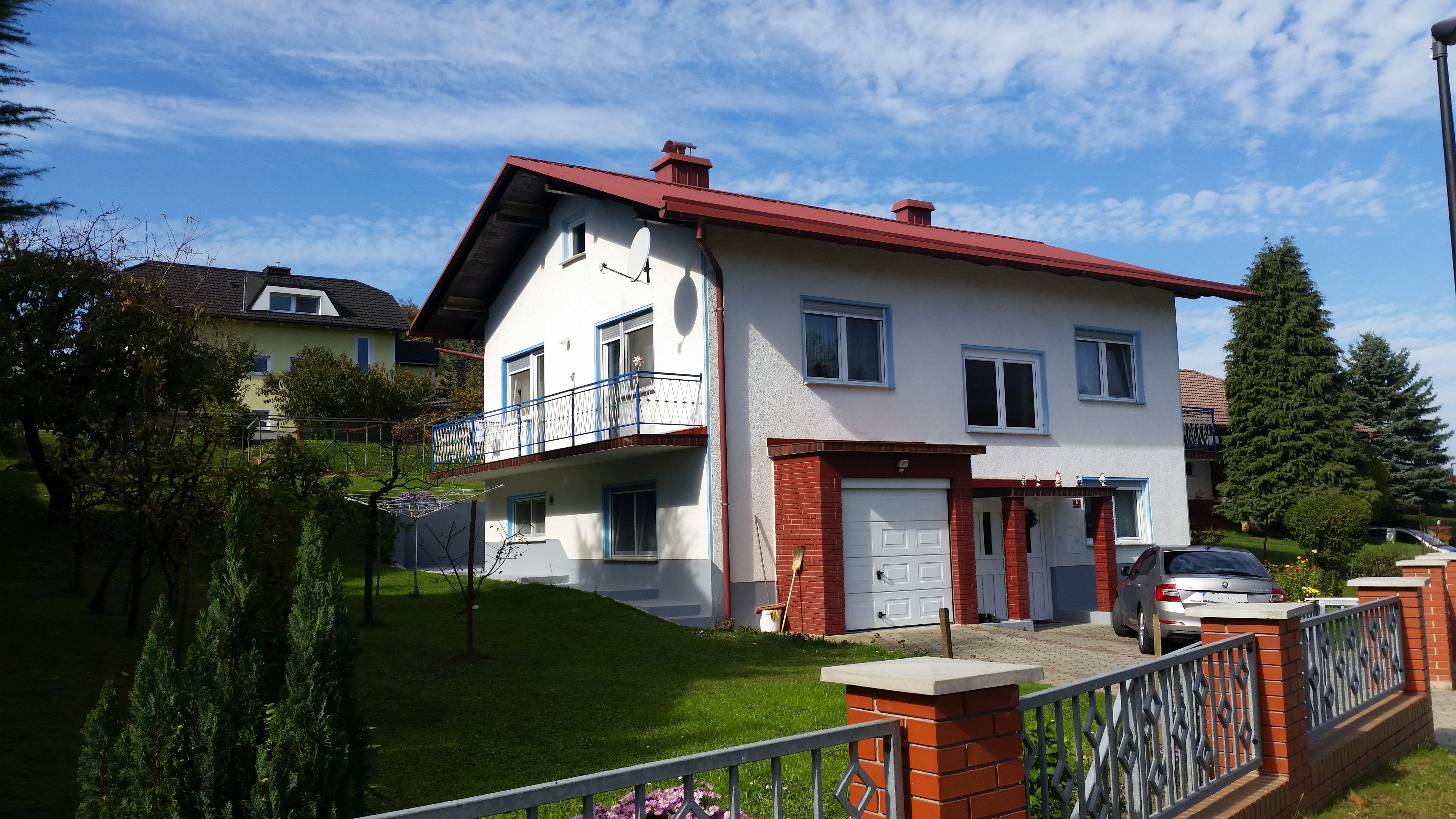 Beautiful family house for sale in Ljutomer