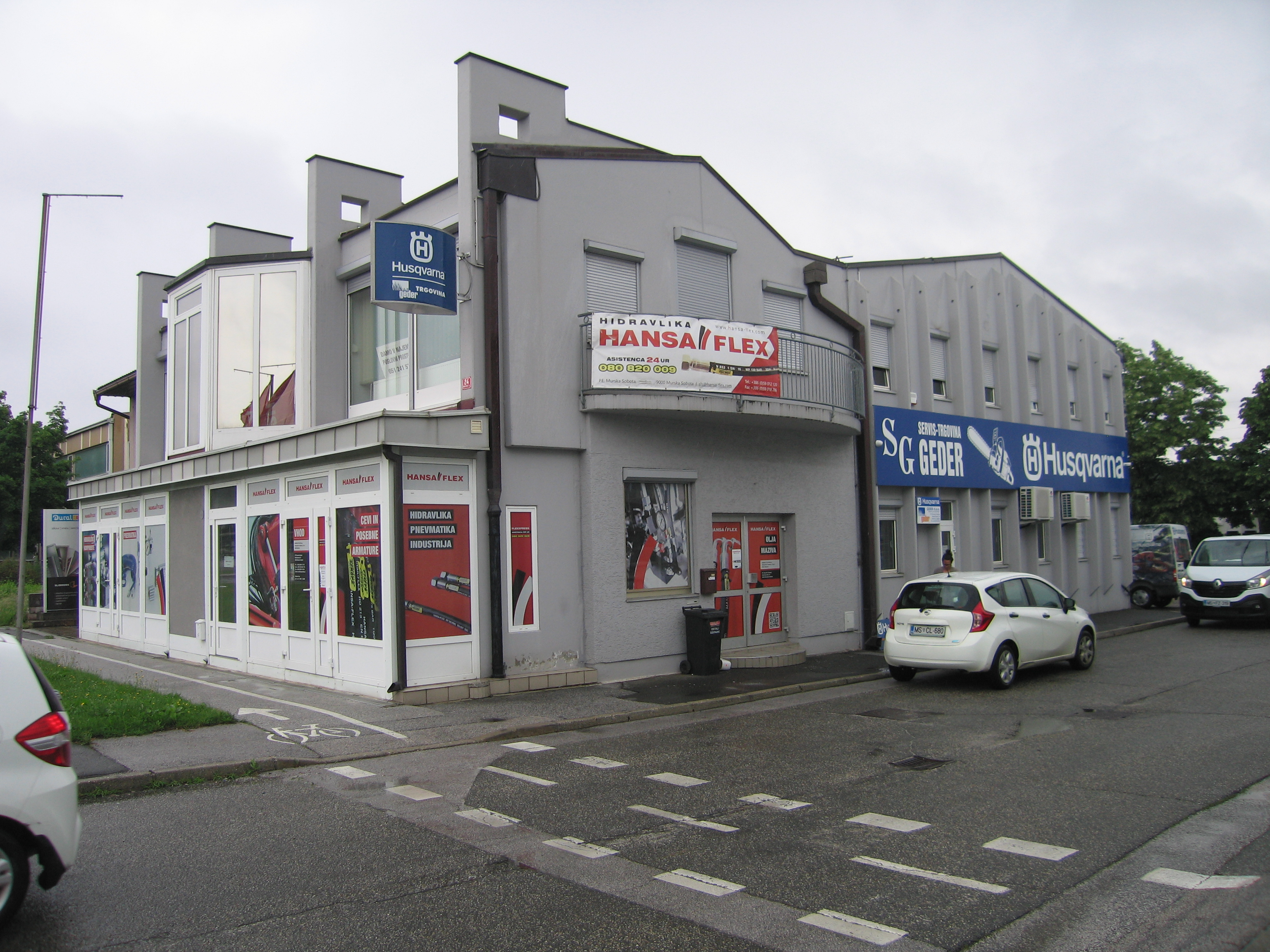 Commercial building for sale in Murska Sobota