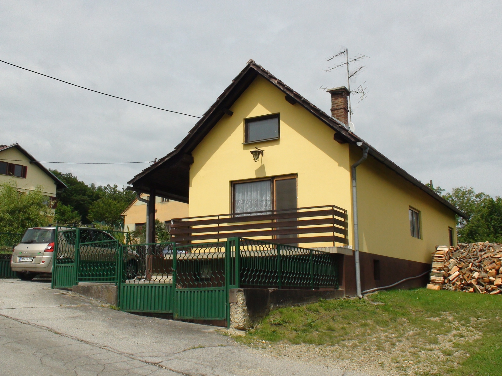 Cosy house for sale in the National Park
