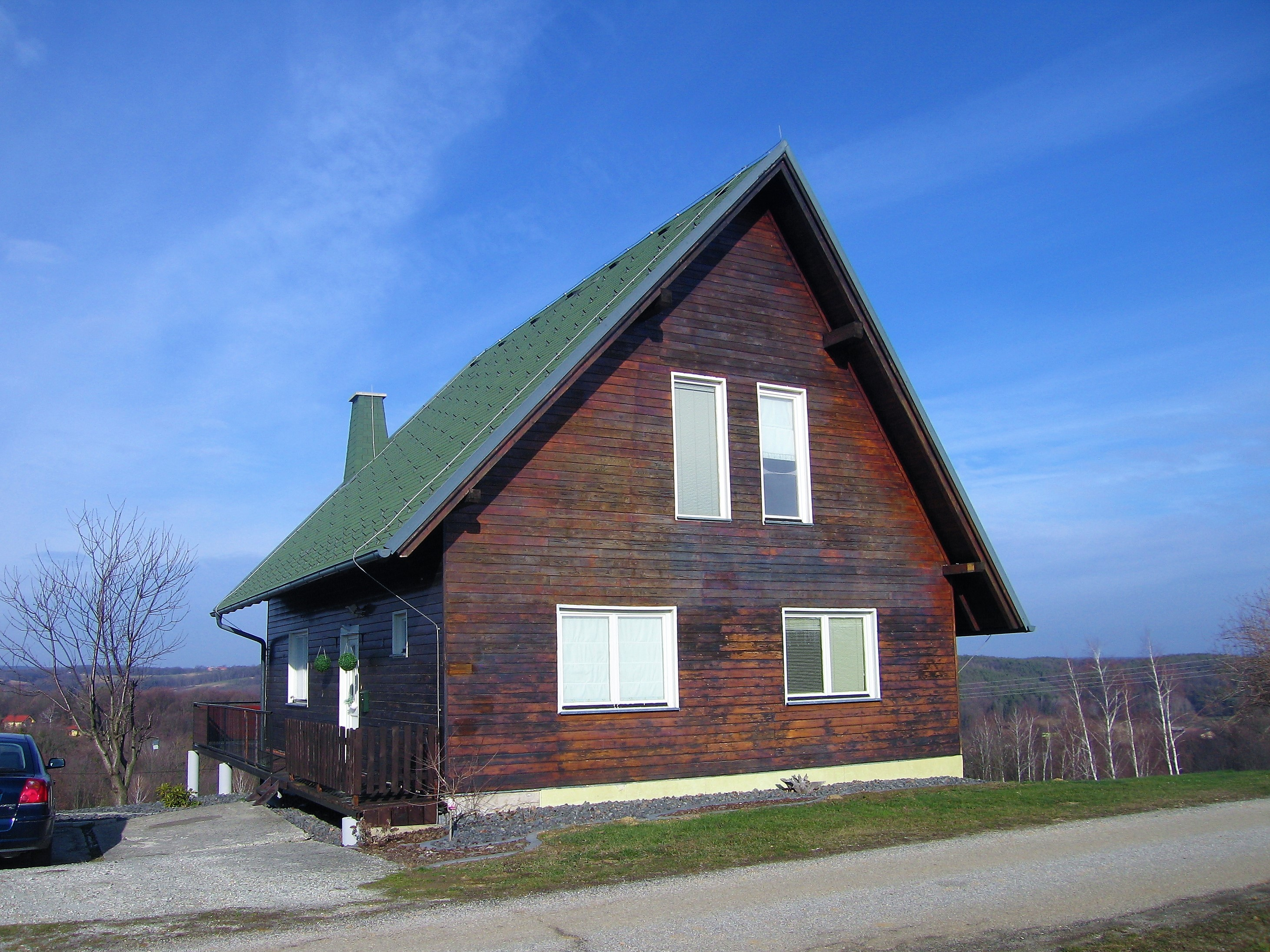 Lovely holiday house for sale in Prekmurje