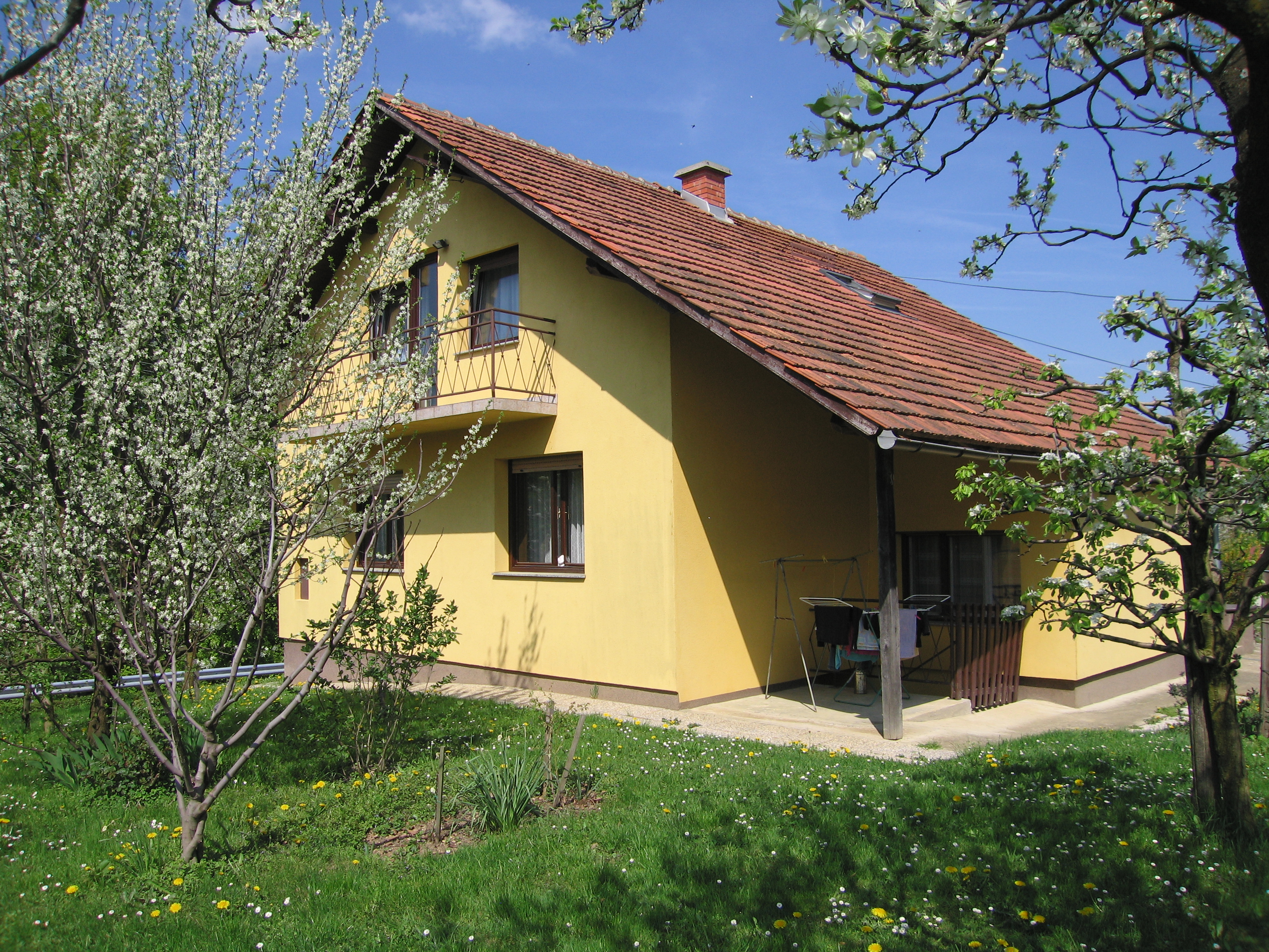 Small farm for sale near the town Ljutomer