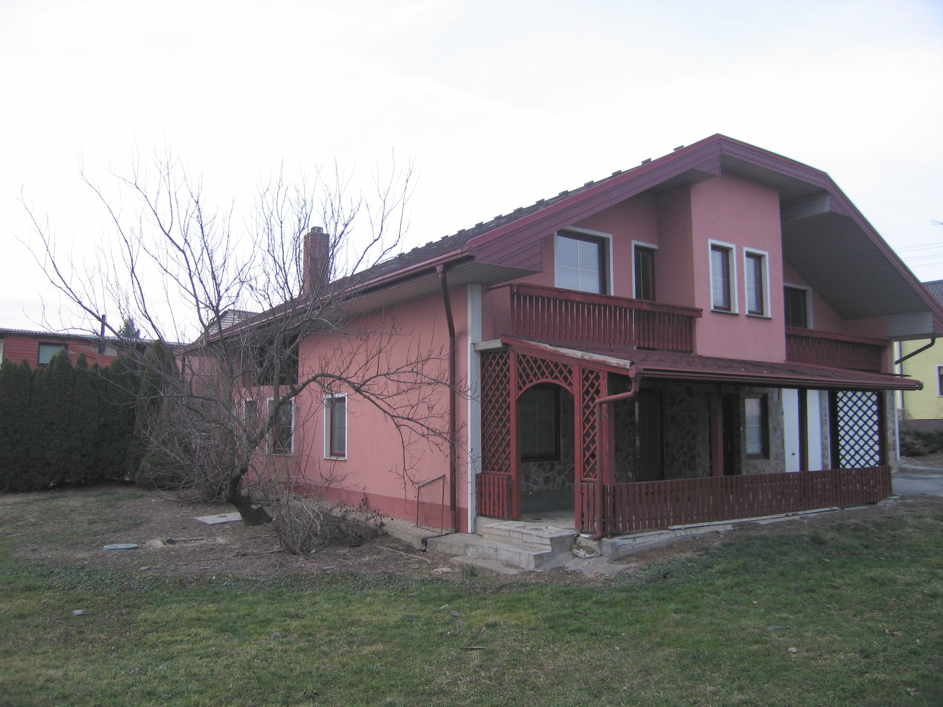 Nice modern house for sale close to Moravske Toplice