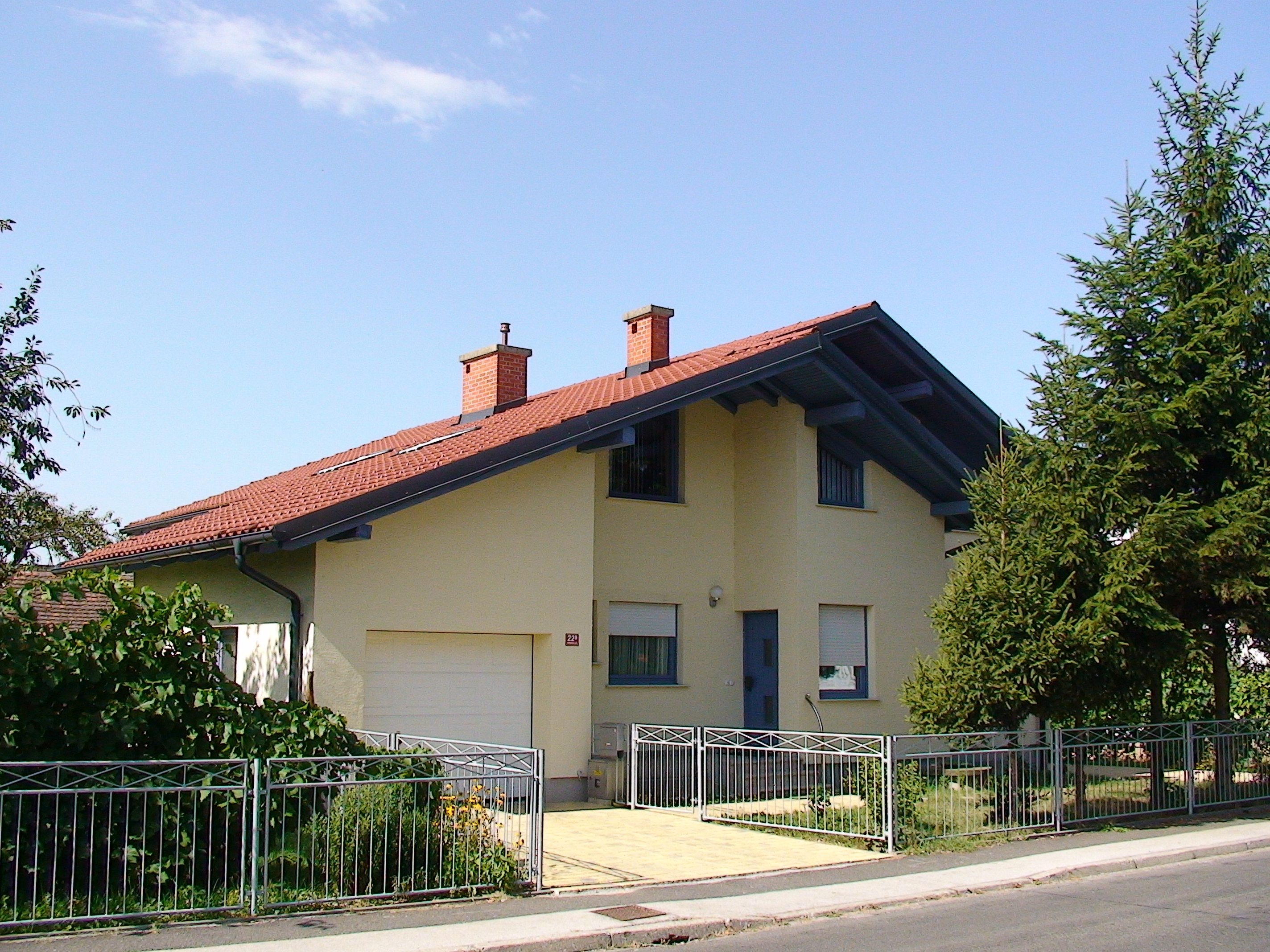 Beautiful detached house for sale in Murska Sobota